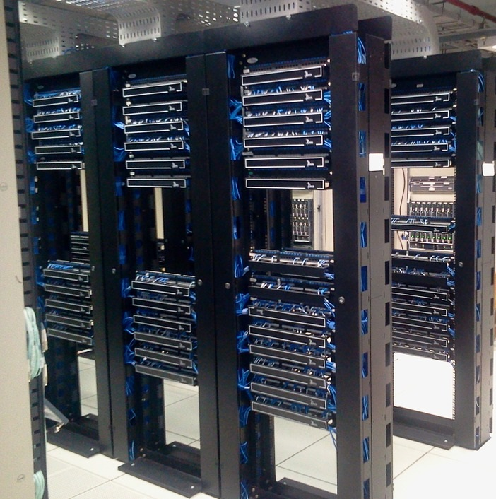 Servers in datacenter